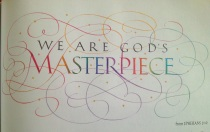We are all God's Masterpiece